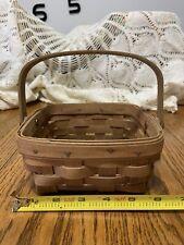 1998 Small Berry Basket Medium Brown