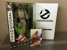 Mattel Ghostbusters Exclusive 12 Inch Winston Zeddemore Signed By Ernie Hudson