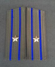 Spalla pezzi KGB Major 16,17 cm Uniform servizi segreti URSS CCCP Unione Sovietica