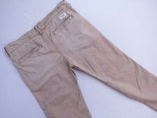 *B-043 Abercrombie & Fitch Cotton Distressed Pants LIGHT GREEN SIZE W-34