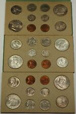 1953 U.S. Complete Original Double Mint Set 30 Coins 18 Silver *Very Scarce*