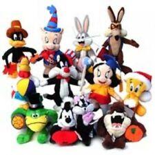 LOONEY TUNES Bean Bag plush Holiday edition WARNER BROTHERS 12 DOLLS BUGS BUNNY