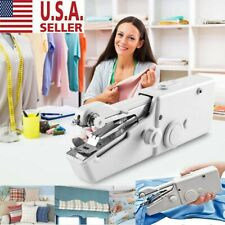 Smart Mini Electric Tailor Stitch Hand-held Sewing Machine Home Travel Portable