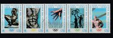 Vatican 1174 - 78 Zd Olympic Games (MNH)