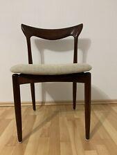 6 Mid Century 60s Danish Rosewood Dining Chairs 60er Palisander Stühle Teak