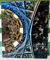 Persia to Iran! Hardback Art Book / Photographi Journal by Nuran Zorlu!