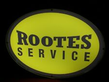ROOTES,group,sunbeam,singer,vintage,classic,mancave,lightup,sign,garage,workshop