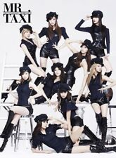 SNSD GIRLS GENERATION [THE BOYS] 3rd Album MR.TAXI Ver CD+Photo Book+Card SEALED