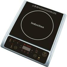7.25 in Induction Hot Plate Electric Single Burner Ceramic Cooktop Cooker Warmer