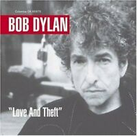 Bob Dylan Love and theft (2001) [CD]