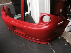 Chevy Cobalt SS Rear Bumper with Lip - Red