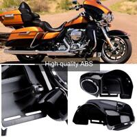 Lower Vented Fairing Kit For Harley Touring Electra Glide Ultra Classic FLHTCU