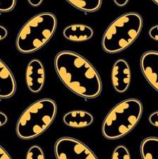 Batman - Logo - Fabric Material