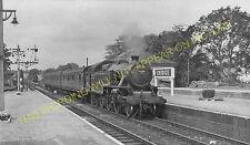 Eridge Railway Station Photo. Groombridge to Crowborough and Rotherfield. (9)