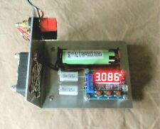 BATTERY TESTER 18650 3.7 VOLT LI-ION, SINGLE CELL TEST, TOTAL mah RESULTS