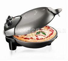 Forno elettrico per pizza Macom Nero 1000 Watt mod. Pizza Amore