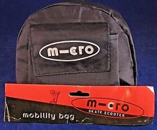 **NEW** - Mobility Bag - Micro - Skate Scooter Made to fit on handle Bars