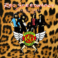 REO Speedwagon : Classic Years 1978-1990 CD Box Set 9 discs (2019) ***NEW***