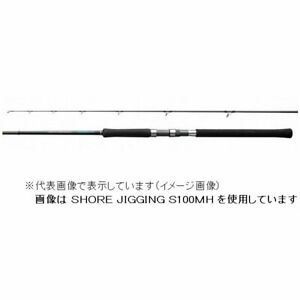Shimano 19 Salty Advance Shore jigging 100H From Japan