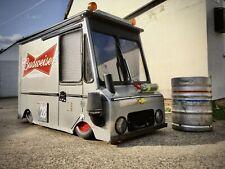 More details for mobile bar / chevrolet step van / beer trailer / man cave / window dressing