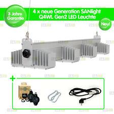 4x SANlight Q4WL S2.1 Gen 2 +  Easy Rolls + Netzkabel +Karabiner Langversion