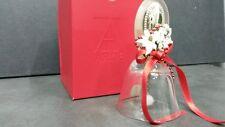 Campana in cristallo e argento ARDE' AD1529/7 Idea regalo Natale