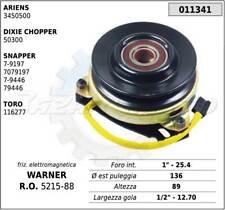 FRIZIONE COMPLETA ELETTROMAGNETICA ARIENS-SNAPPER-TORO 5215-88, 011341