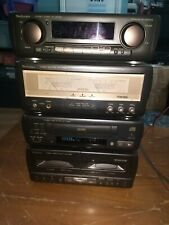 Technics ST-CA1080 stack system stereo hifi