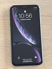 iPhone XR 128gb - Black - Full opérateurs - état irréprochable