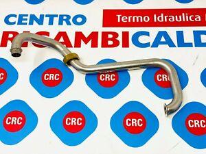 TUBO INOX D.18 MAND REC RICAMBIO CALDAIE ORIGINALE IMMERGAS CODICE: CRC1.037848