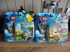 Lego Legends of Chima 70105 & 70100 NEW