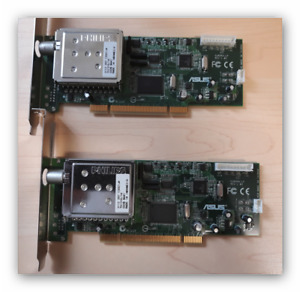 TV Asus DVBT - PCI - digital TV capture Card