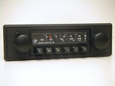 Oldtimer Autoradio BMW BAVARIA S . Original BMW . volle Funktion . Top Zustand .