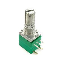RV097NS B50K 15mm Shaft Audio Amplifier Sealed Potentiometer 5 Pins 1pcs