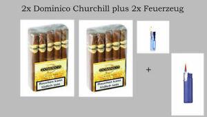 2x Dominico Churchill plus Zugabe
