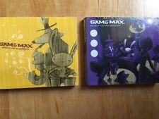Sealed Sam & Max Season 1 & 2 Soundtracks Very Rare OOP Jared Emerson Johnson