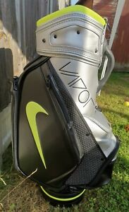 Nike Vapor Tour staff Golf Bag with carry strap and blank front panel