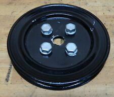 1969-84 MG MIDGET MGB used smog air pump pulley with mounting bolts