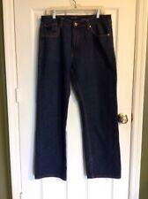 Rocawear Classic Fit Darkwash Denim Jeans Mens W36 L34 Cotton Casual Pants 36X34