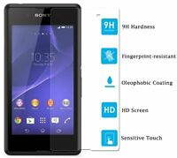 100% GENUINE TEMPERED GLASS FILM SCREEN PROTECTOR FOR SONY EXPERIA XA2 ULTRA