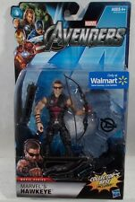 "Marvel Legends Avengers Movie Walmart Exclusive 6"" Hawkeye Figure Hasbro (MOC)"
