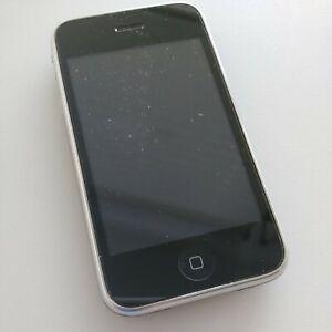 Apple iPhone 3G 8GB defekt ohne Batterie Schwarz