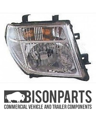 TO FIT NISSAN PATHFINDER (01/05-06/08) HEADLIGHT DRIVERS OFF SIDE RH NIS019