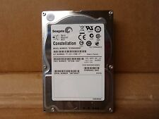 "ST9500430SS SEAGATE CONSTELLATION 500GB 7.2K 6G SFF 2.5"" SAS HARD DRIVE"
