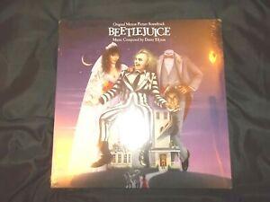 Vinyl 12 inch Record Album Movie Soundtrack Beetlejuice