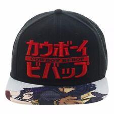 Cowboy Bebop Sublimated Bill Snapback Hat