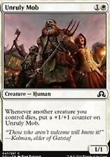 Unruly Mob NM X4 Shadows Over Innistrad MTG White Common