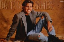 DALTON JAMES - A3 Poster (42 x 28 cm) - Beverly Hills 90210 Clippings Sammlung