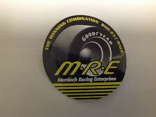 MRE Murdoch Racing Goodyear STICKER DECAL MOTORCYCLE ATV QUAD TRAILER DRAGBIKE
