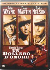 Dvd Un Dollaro d'onore - Edizione Speciale 2 dischi di Howard Hawks 1959 Usato